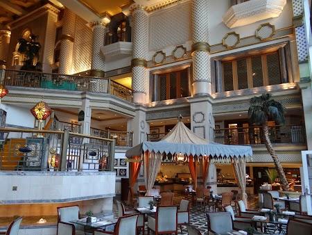 Lobby Hotel Grand Hyatt Muscat Oman