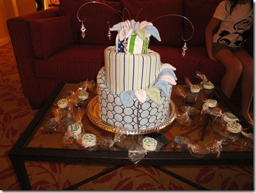 2. Diaper cake