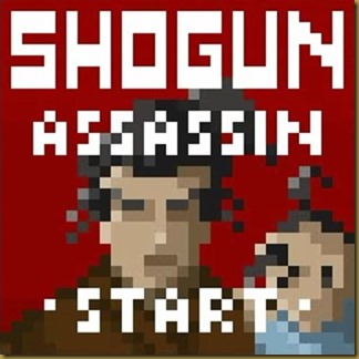 Shogun Assassinタイトル