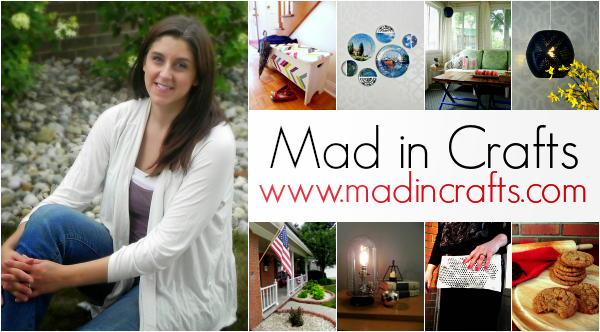 Mad in Crafts blog