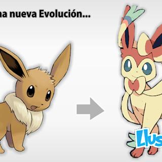 Se confirma una nueva Evolución para el Pokemon EEVEE