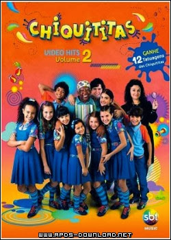 52bba5bc7e8ec Chiquititas Video Hits   Vol. 2 RMVB + AVI DVDRip