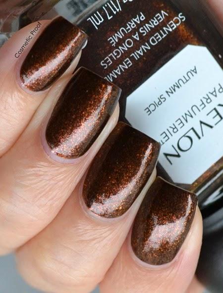 Revlon Parfumerie Autumn Spice Swatch (3)