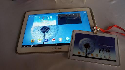 [Tablet] 跨界新平板!無與倫「筆」的Galaxy Note 10.1實機體驗心得分享!