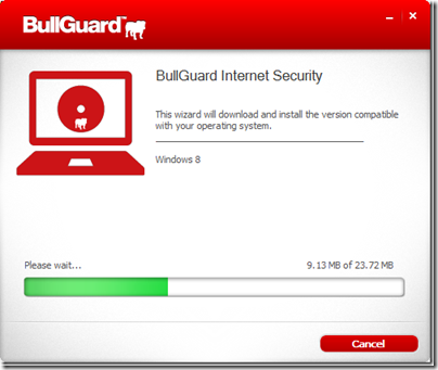 BullGuard Internet Security 12 Windows 8