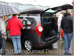 Dacia Fandag 2012 Onthulling Lodgy 18