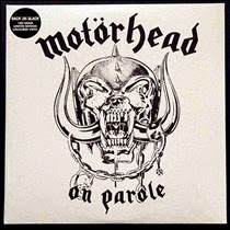 1979 - On Parole- Motörhead