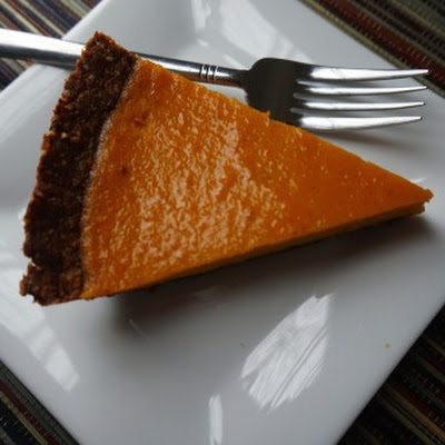 New School Sweet Potato Pie
