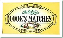 cooks matches