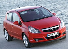 Opel Corsa 5 p 2006