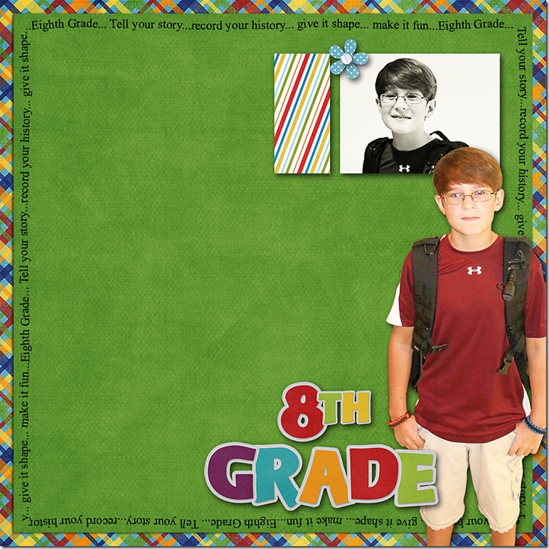 8th GradeFB
