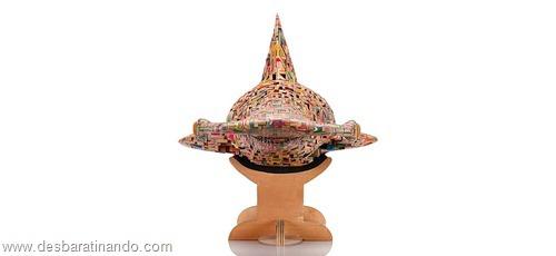 arte esculturas com skate reciclado desbaratinando  (20)