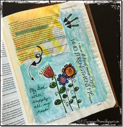 I Can Do All Things Bible Journal