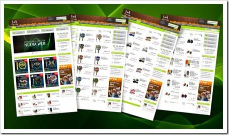 Padelmanía estrena nueva página web con importantes mejoras y funcionalidades.