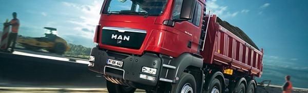 camión MAN TGS