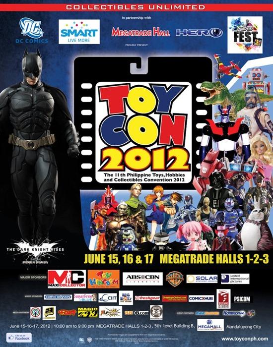 TOYCON 2012
