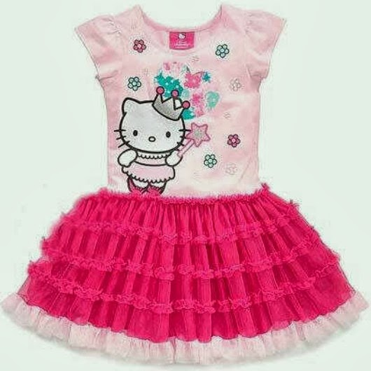 Jual Dress Tutu Hello Kitty Bayi Anak 3 Taon Grosir Ecer