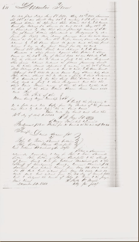 John A. Irwin, Samuel Collins sued by David Mason on 15 Dec 1853_0004