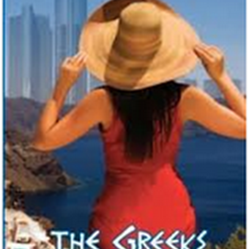 Orangeberry Spring Fling – The Greeks of Beaubien Street by Suzanne Jenkins