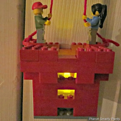 Lego Lantern Dark
