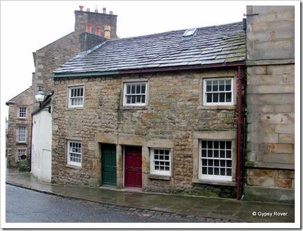 Mill cottages Lancaster.
