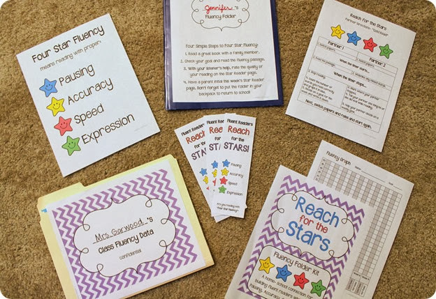 Luckeyfrogs lilypad teaching fluency with fluency folders these fluency folders are brand new to my store but ive been using most of the elements for 5 or 6 weeks now and they are such a great solution for fandeluxe Images