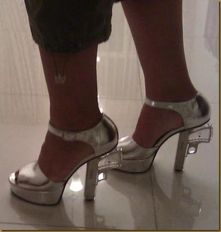 gun shoes