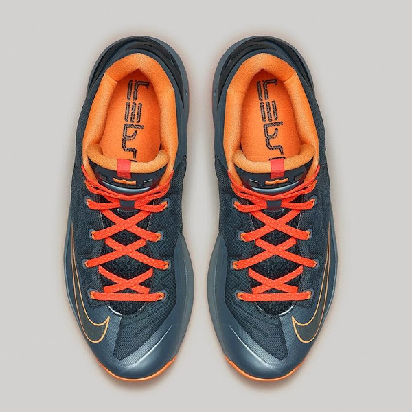 Nike LeBron 11 Low 8220Magnet Grey8221 Available Now