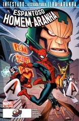 Espantoso Homem-Aranha #662 (2011) (ST SQ)-001