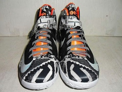 nike zoom soldier 6 pe black history month 1 03 Nike Zoom Soldier VI Black History Month Sample Version