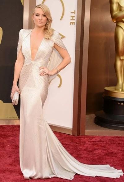 Kate Hudson de Versace Atelier