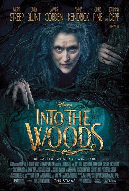 Into The Woods - Movie Poster