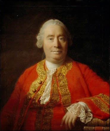 Portrait of David Hume by Allan Ramsay, 1766