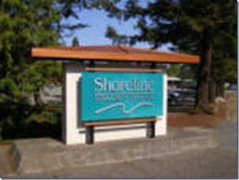 shoreline U