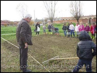 I bambini delle classi 1° della Scuola Primaria di Padulle piantano il grano! (27)