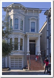 """Full House"" house at 1709 Broderick is the real location of fictional 1882 Gerard"