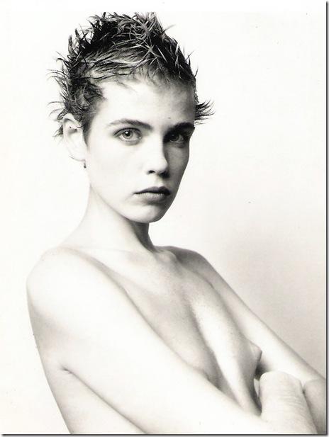 Bettina Rheims_ Jeny Howorth. Paris. 1986