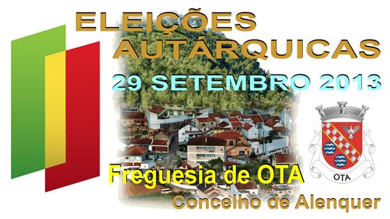 Elecoes Autarquicas - 2013