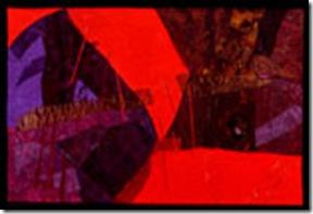 nash, red landscape