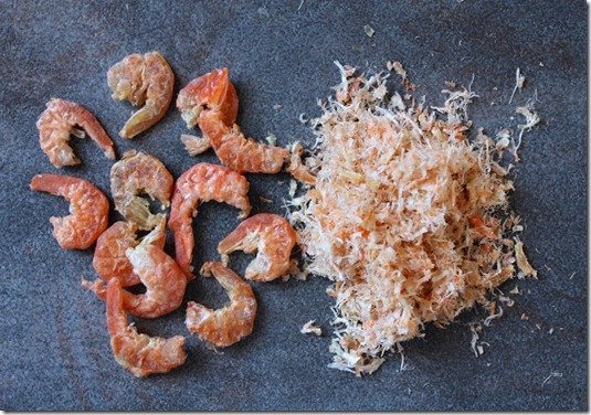 Dried Shrimp Ground