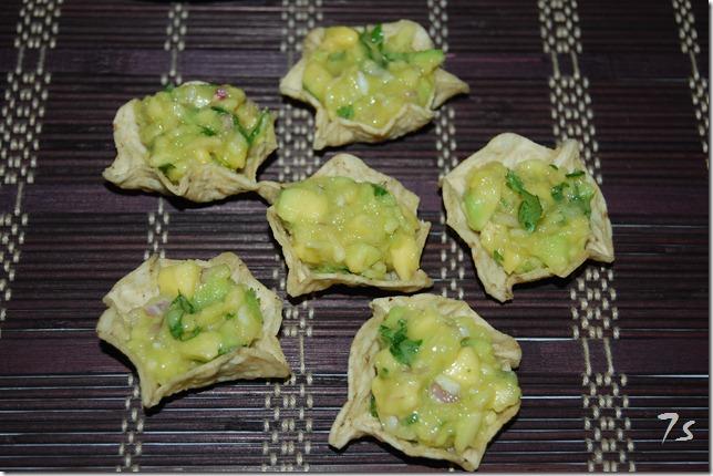 Guacamole Tortilla