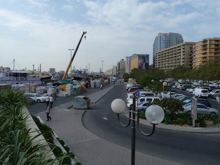 Locuri de vizitat Dubai: Esplanada Deira