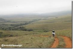 Iniciando a caminhada - Serra do Cipó