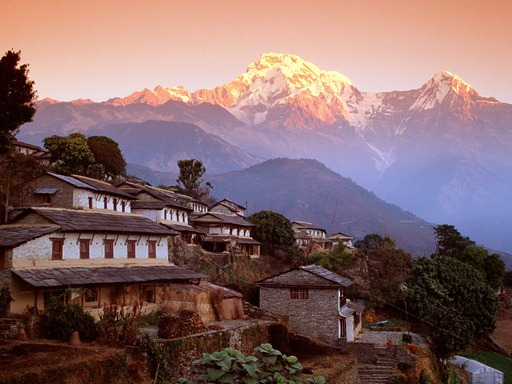 World_Asia_Ghandrung_Village___Nepal___Himalaya_008956_
