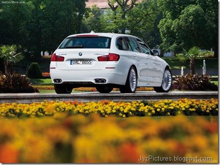 Alpina BMW B5 Bi-Turbo Touring3