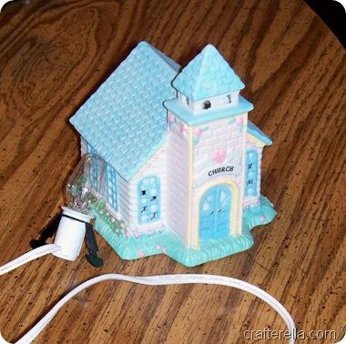 mini church before