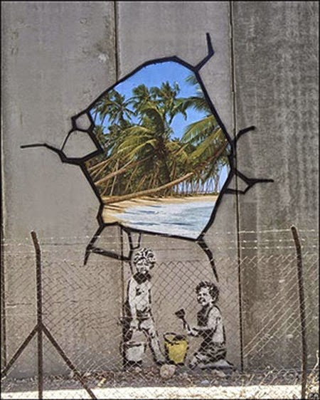 Banksy-gaza - Copia