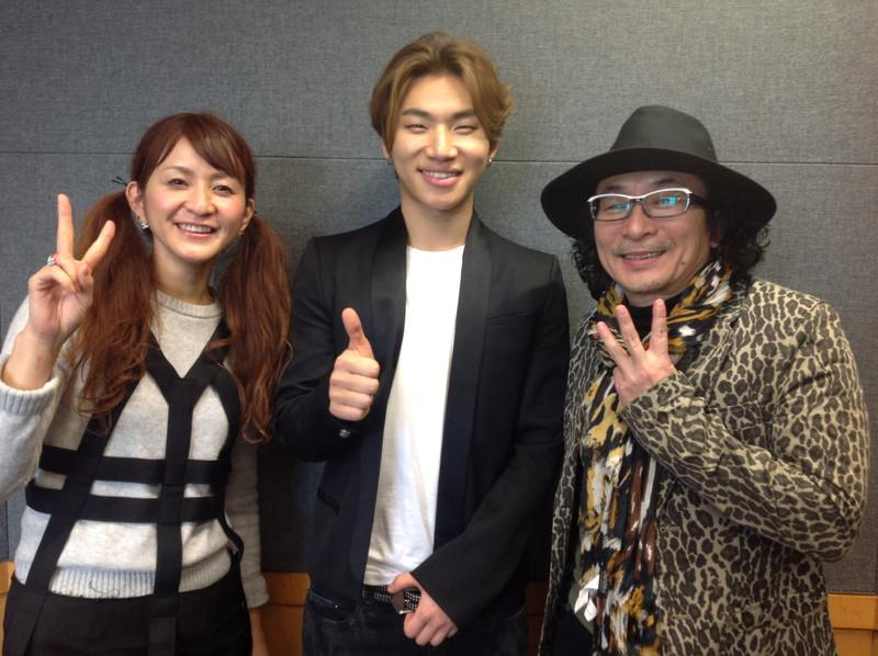 Dae Sung - FM Fukuoka Super Radio Monster - 09dec2014 - 02.jpg