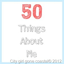 50 things