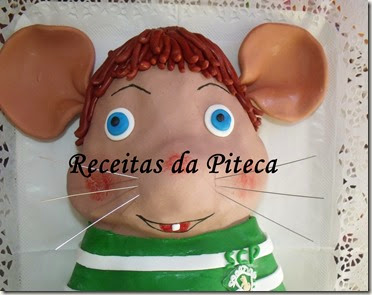 Topo gigio do Sporting-cara